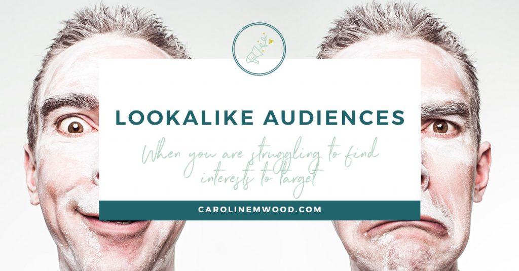 lookalike audiences