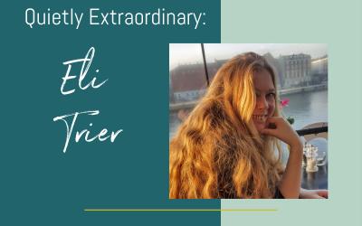 Quietly Extraordinary: Eli Trier