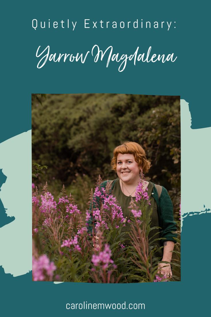 Yarrow Magdalena