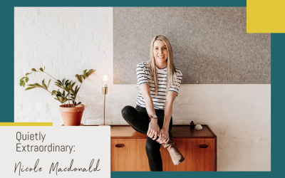 Quietly Extraordinary: Nicole Macdonald